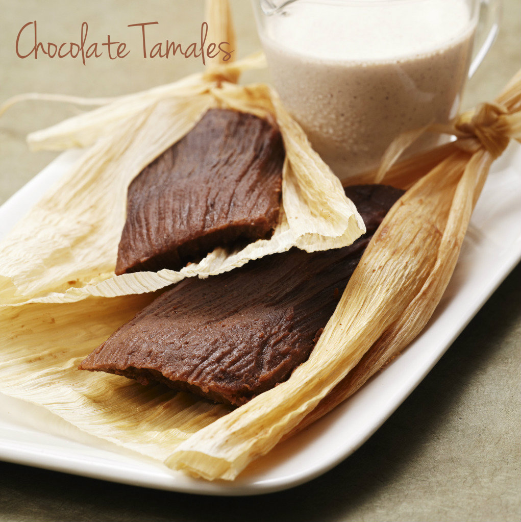 Chocolate Tamales Nibbles&Feasts.com