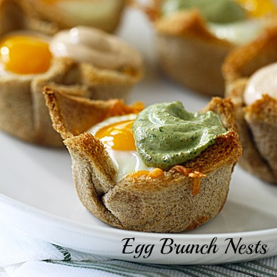 Egg-Ham--Cheese-Brunch-Nests