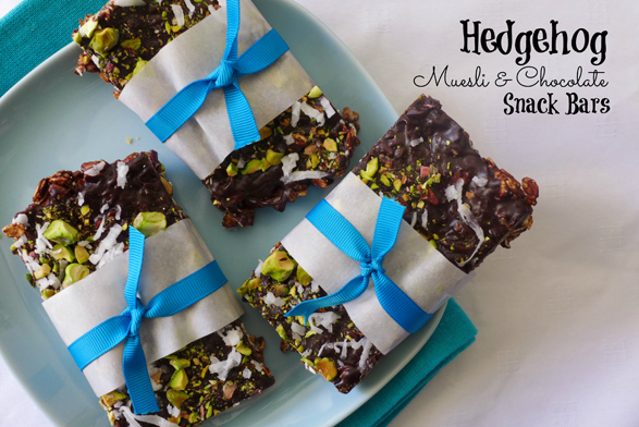 Hedgehog Muesli & Chocolate Bars