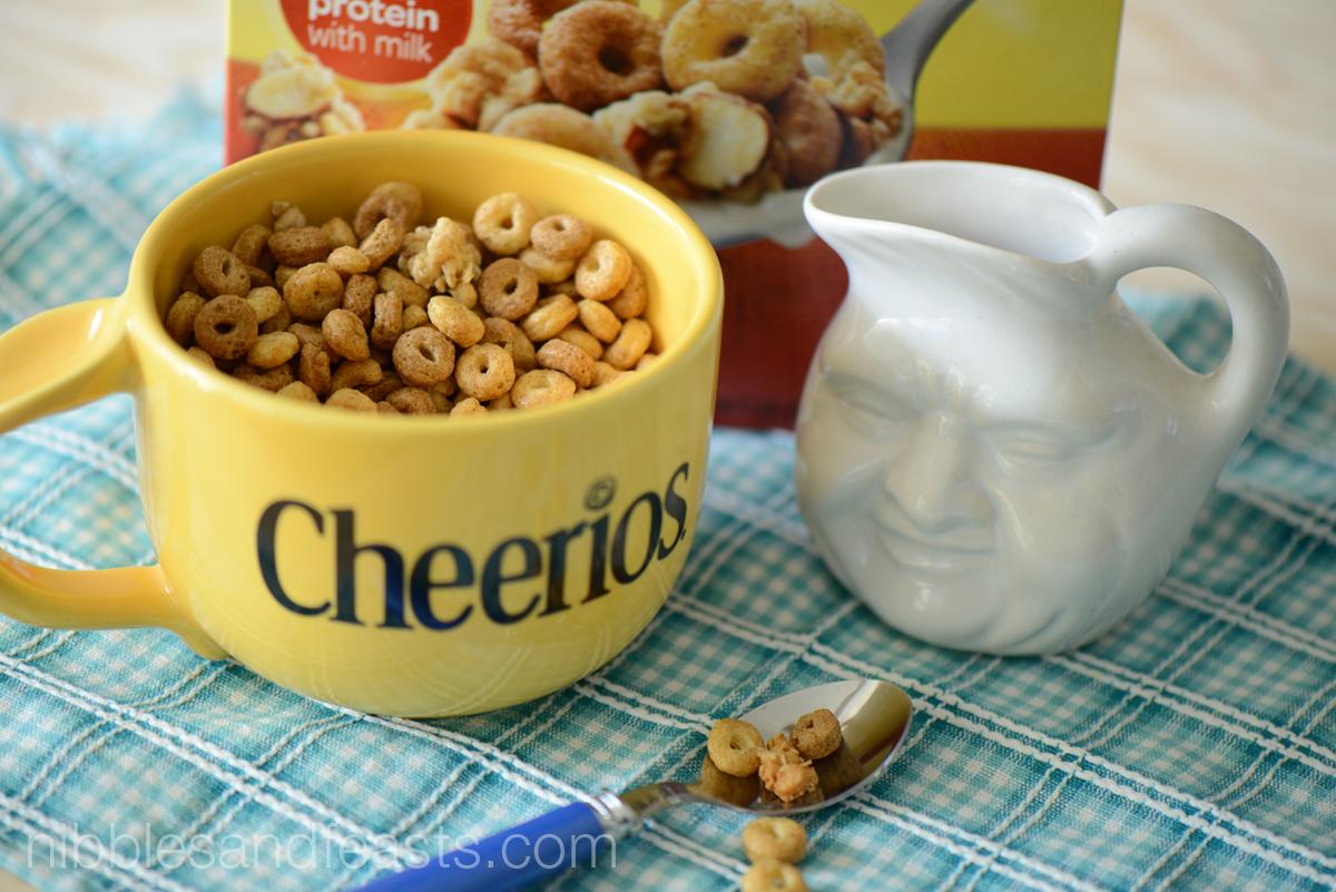 Protein Cheerios