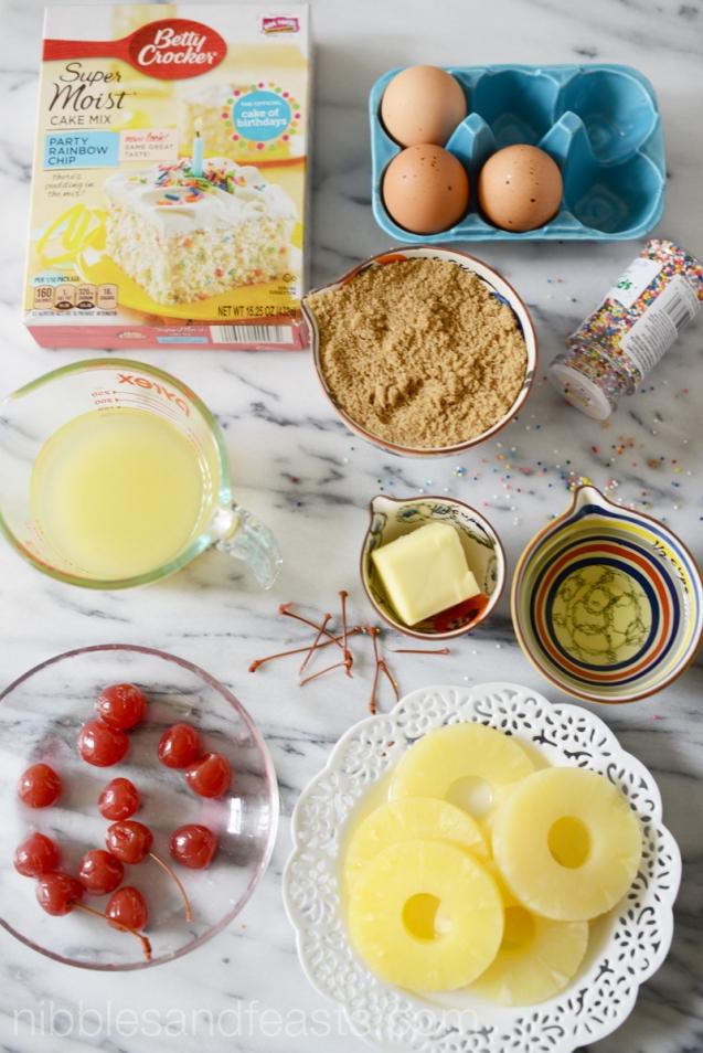 Pineapple Birthday Cake Asda