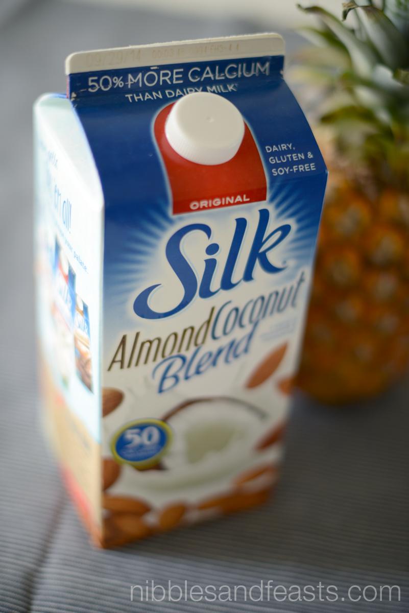 Quinoa con leche