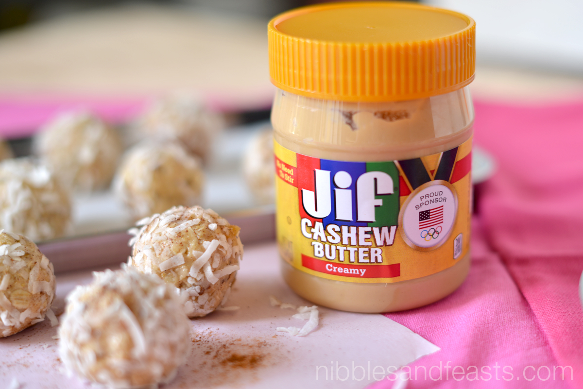Cashew Power Bites
