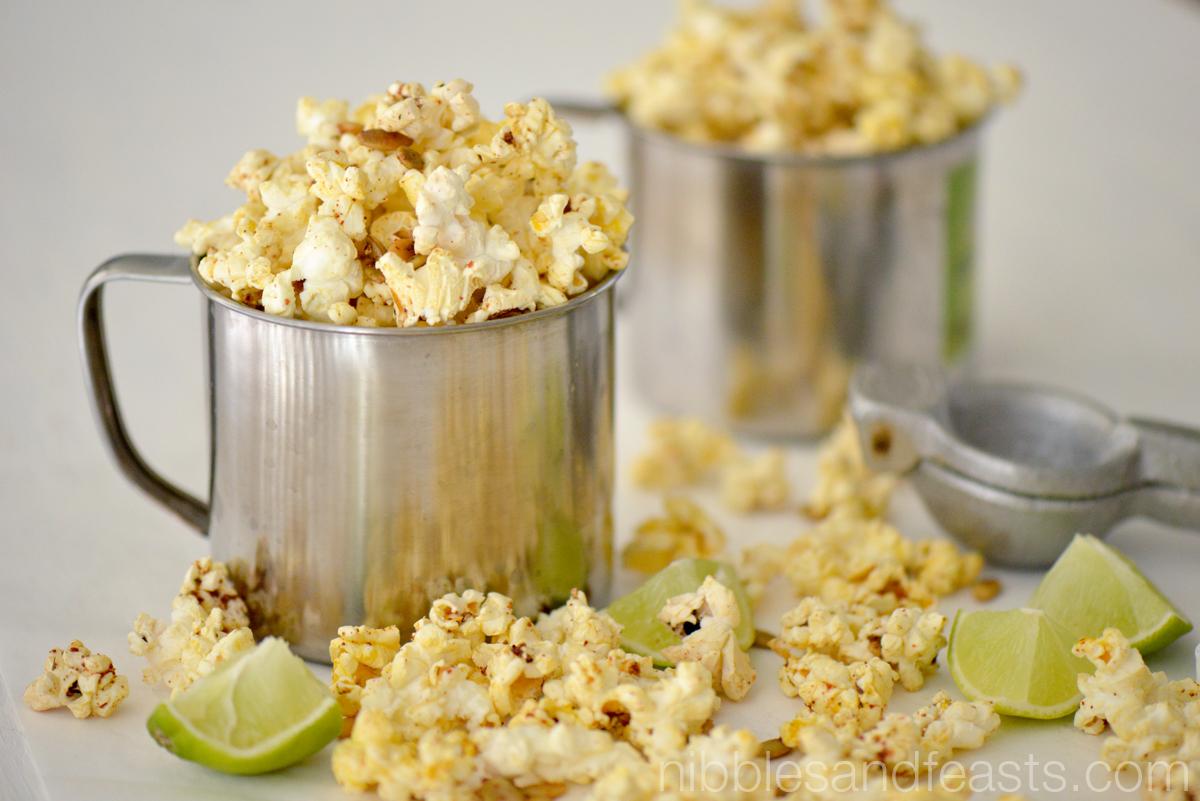 Habanero Lime Pepita Popcorn