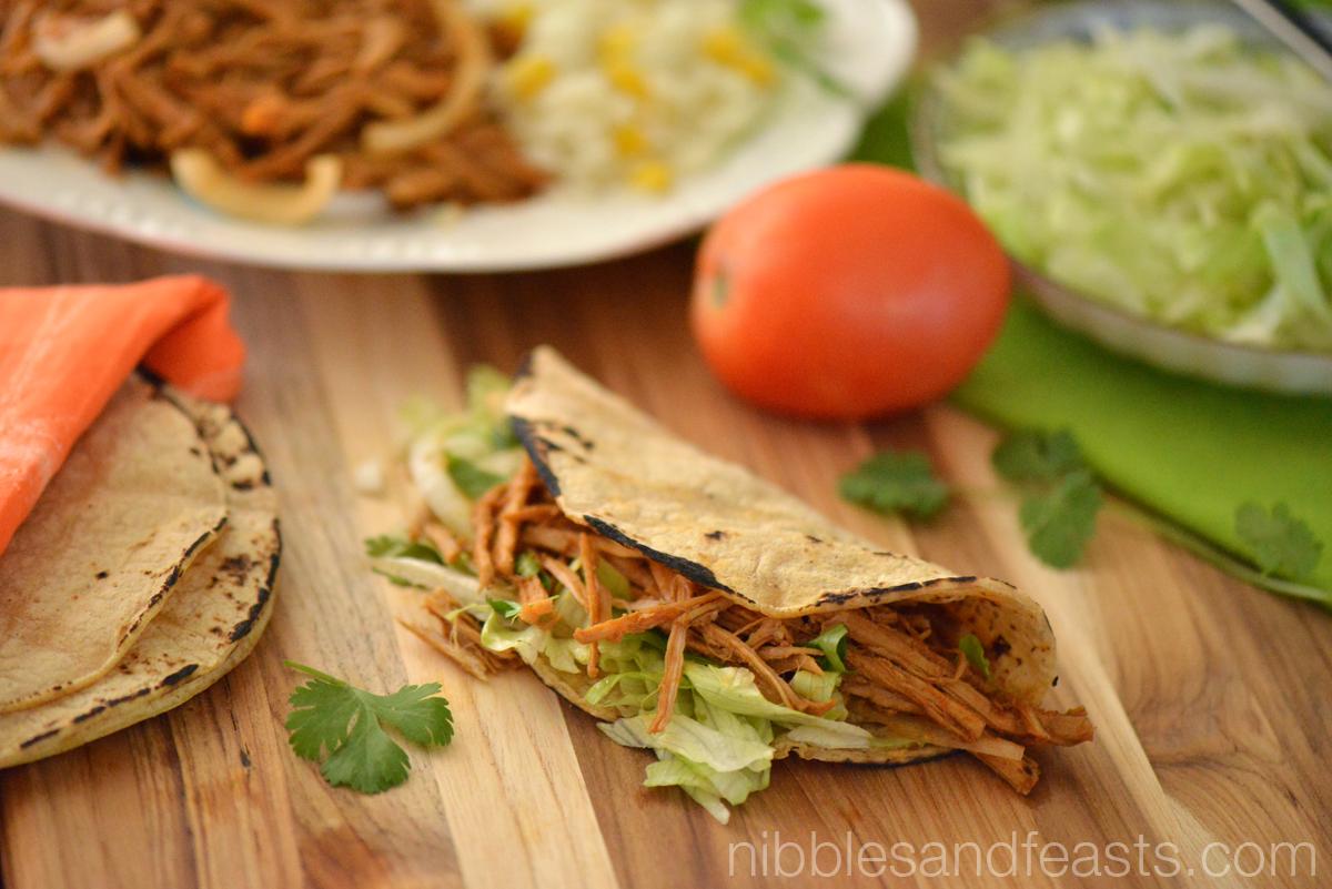 Chilorio Tacos
