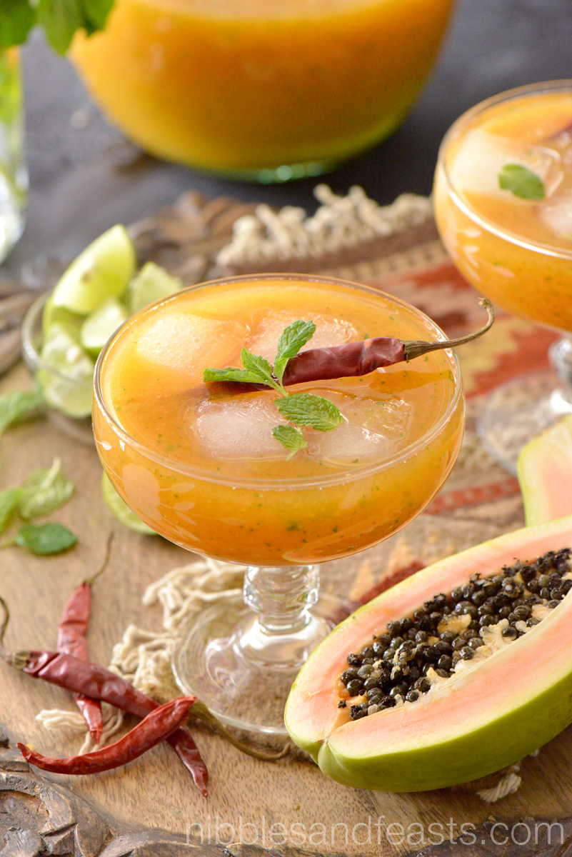 Papaya Margarita2