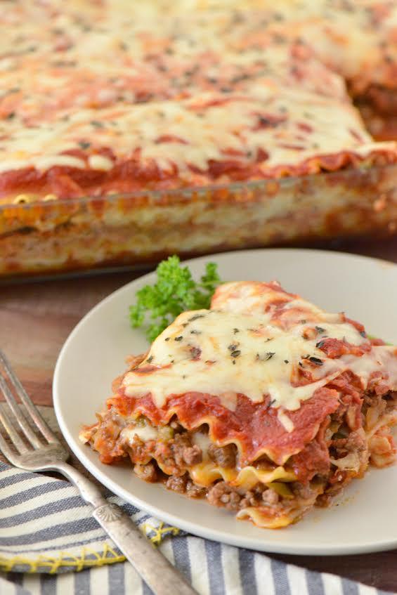 Spicy Lasagna 2