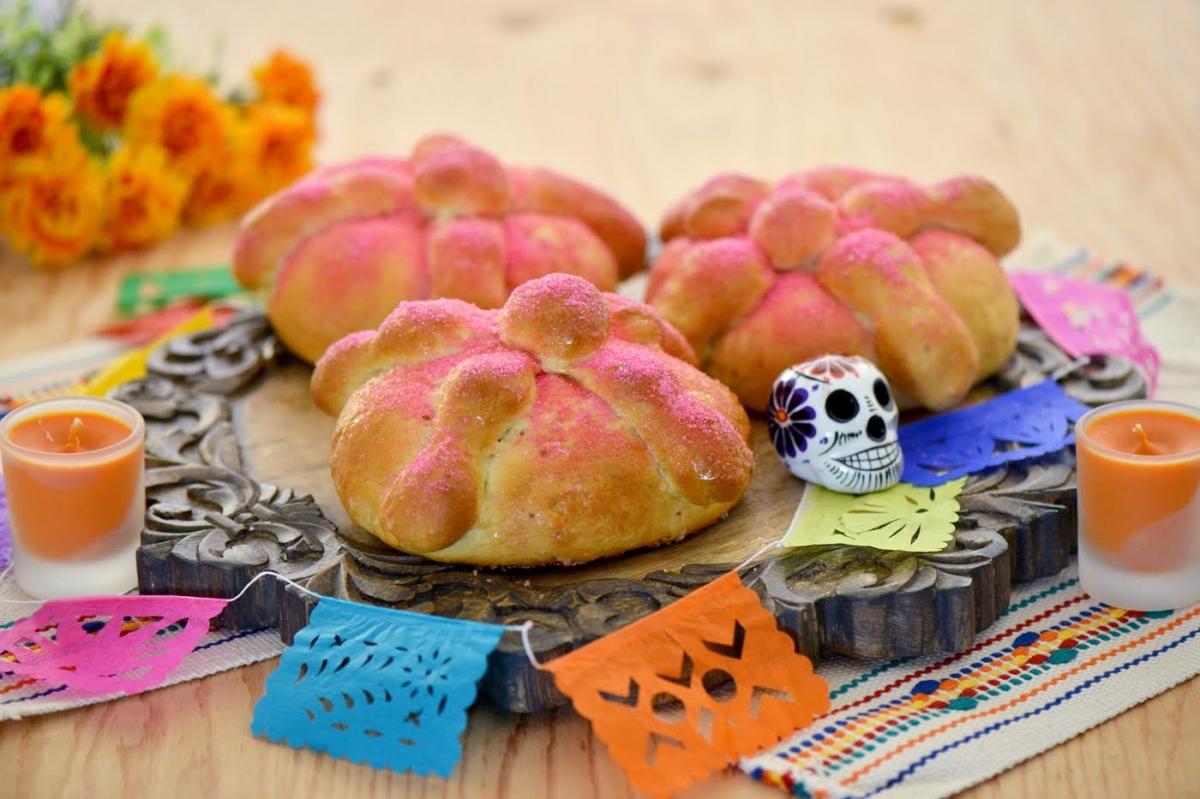 Pan De Muerto 187 Nibbles And Feasts