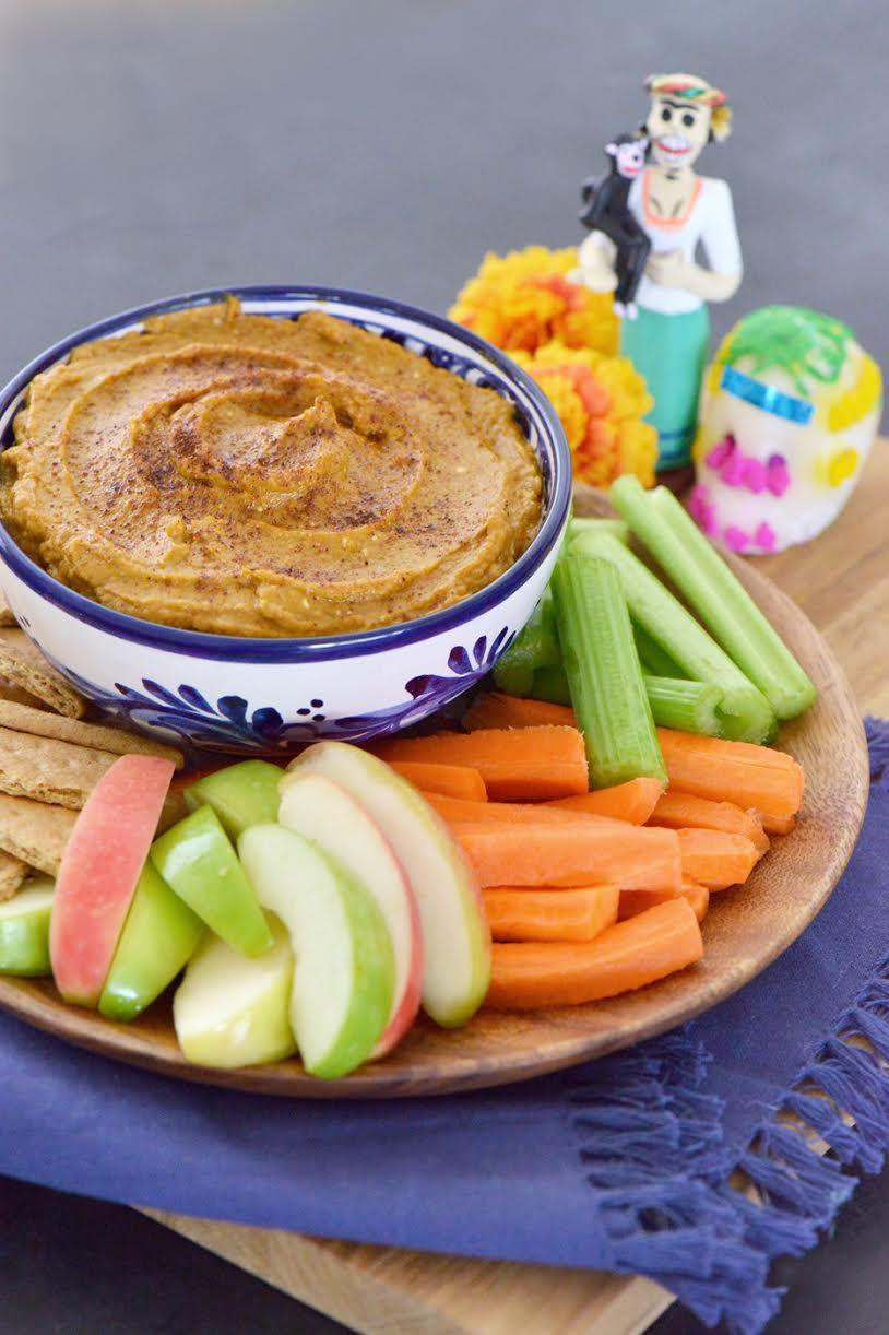 Pumpkin Cookie Butter Dip