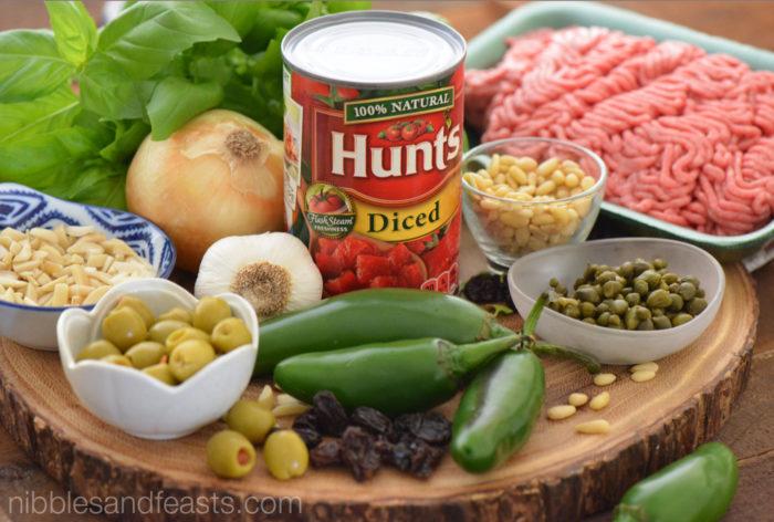 Chiles Jalapeños Rellenos de Carne Molida