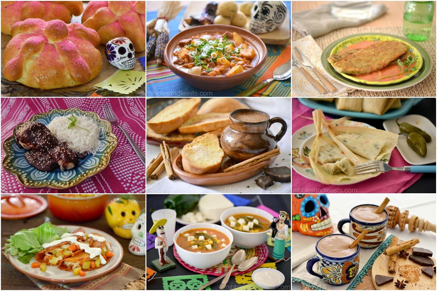 Mexican Food Recipes With Chocolate