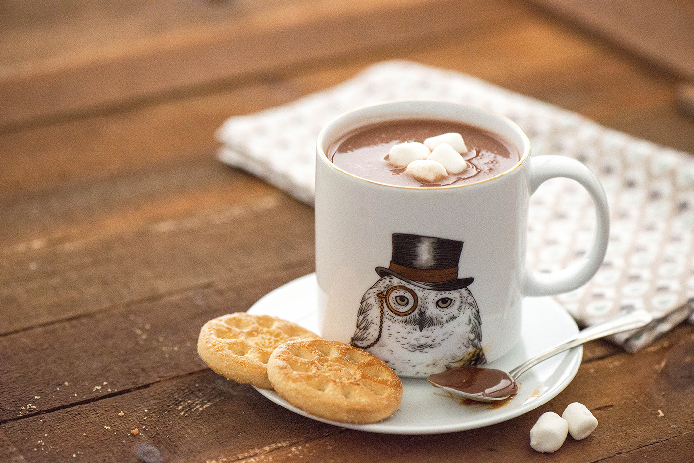 cajeta hot chocolate