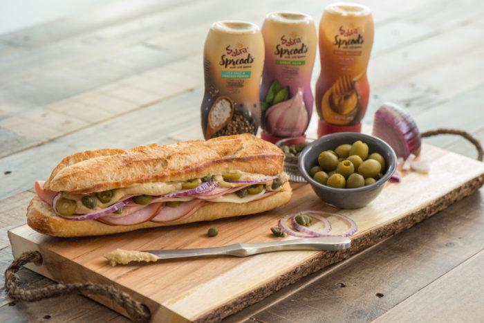 Mortadella Sandwich