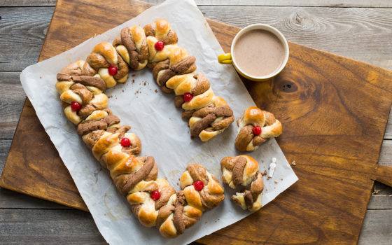 Rosca de Reyes Abuelita