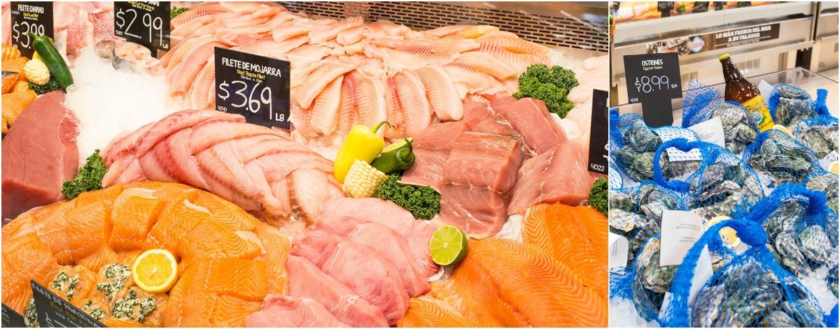 Seafood Northgate