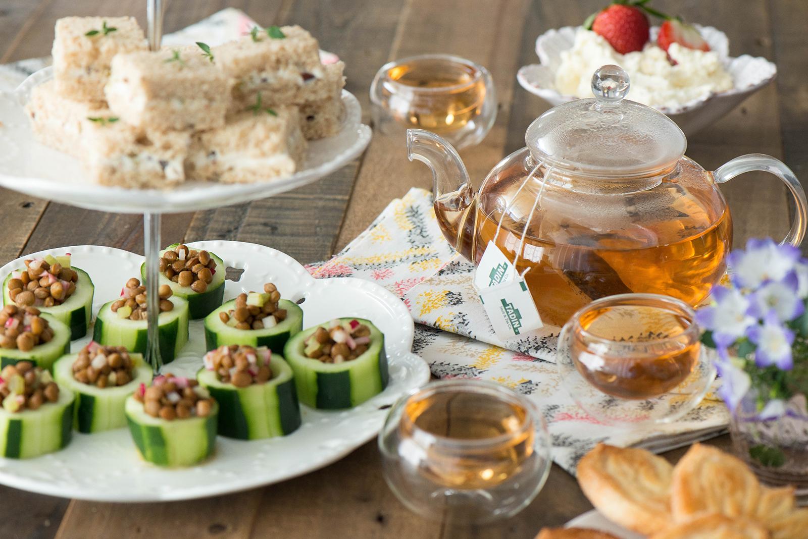 A Simple Tea Party Menu Nibbles And Feasts